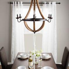Corbeille 5-light Stardust Candelabra Chandelier | Overstock.com Shopping - The Best Deals on Chandeliers & Pendants