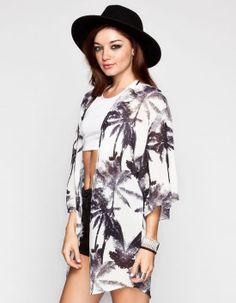 @Volcom Strange Love Kimono