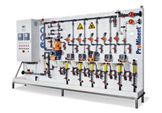 Cooling water treatment - ProMinent - ACHEMA 2015