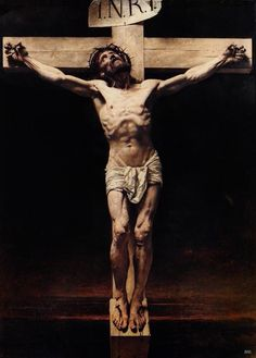Leon Bonnat - Christ Crucifixion