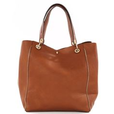 Cabas cognac - Collection Sacs - Pimkie France