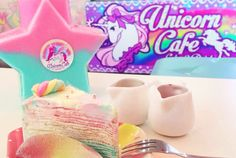Bangkok's Unicorn Cafe Is Possibly the Most Magical Place on Earth | Mental Floss