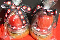 Caramel Apple Dip and Apple - Teacher Gift Ideas
