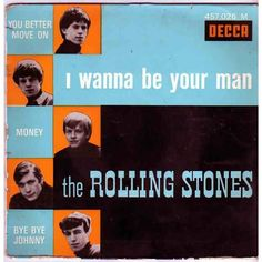 I Wanna Be Your Man - Rolling Stones Stories Vinyl Cover, Cd Cover, Ringo Starr, Music Mix, Sound Of Music, Paul Mccartney, John Lennon, Rolling Stones, Their Satanic Majesties Request