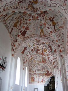 Stevns fortress castle, Denmark