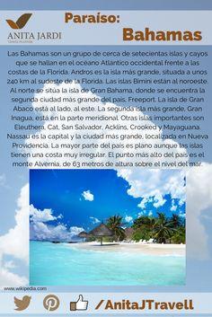 #SalíYViajá ¿O preferís un clima mas tropical? Las Bahamas es el destino para vos y en #AJTravel te llevamos