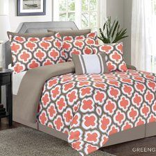 Greengate 7 Piece Comforter Set