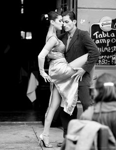 Street Tango. Buenos Aires, La Boica 2011