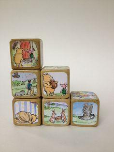 Storybook Blocks - Winnie the Pooh