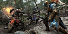 """""""For Honor"""" - Am. 14 Februar nächsten Jahres erscheint das Videospiel """"For Honor"""". Ubisoft hat jetzt drei neue Trailer zum Game veröffentlicht."""