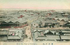 Yokohama Motmomachi, 1900s