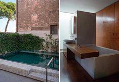 casa-open-space-acciaio-senza-porte-pareti-giardino-bagno