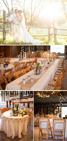 Rustic Chic Summer Ranch Wedding in Texas | WeddingWire: The Blog