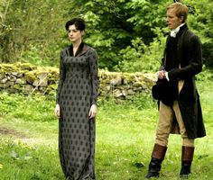 Anne Hathaway as Jane Austen in Becoming Jane Anne Hathaway as Jane Austen in Becoming Jane Anne Hathaway as . Winchester, Laurence Fox, Jane Austen Movies, Little Dorrit, Regency Dress, Regency Era, Becoming Jane, Movie Costumes, Period Costumes