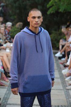 Male Fashion Trends: Marcel Ostertag Spring-Summer 2019 - Berlin Fashion Week Marcel, Male Fashion, Fashion Trends, Berlin Fashion, Spring Summer, Sweatshirts, Sweaters, Moda Masculina, Man Fashion