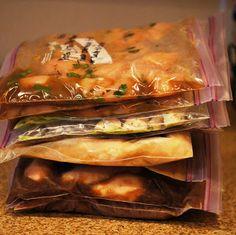 Cupcakes in the Desert: Freezer Meals, Paleo