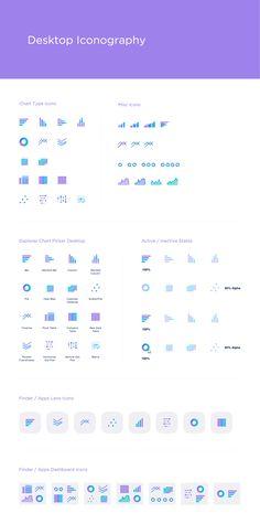 Salesforce Analytics UI Kit: Iconography / Eli Sebastian Brumbaugh