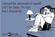 I've felt like this before
