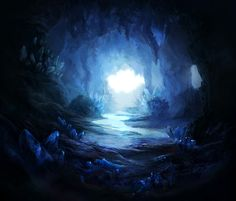 I saw it and it instantly reminded me of my Gateway of Time...  From the inside... without the blue crystals.