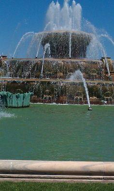 Buckingham Fountain Buckingham Fountain, Water Me, Marina Bay Sands, To Go, Travel, Voyage, Viajes, Traveling, Trips