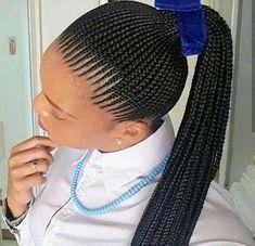 50 BEST CORNROW HAIRSTYLES IN 2018 Ghana Braids Hairstyles, Braided Hairstyles For Black Women Cornrows, Braids Hairstyles Pictures, African Hairstyles, Girl Hairstyles, Hairstyles 2018, Hairstyle Photos, Asymmetrical Hairstyles, Hairstyles Videos