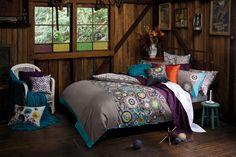 Постельное белье невероятной красоты   Пуфик - блог о дизайне интерьера
