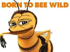 dat bee is too dank