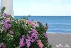 Valencia, Arch, Hampers, Beach, Weddings