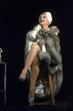 Angela Lansbury as Mame