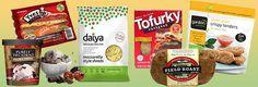 PETA's Favorite Vegetarian Products