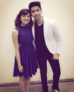 Shirley with arman Bollywood Photos, Bollywood Actors, Beautiful Bollywood Actress, Beautiful Indian Actress, Shirley Setia, Best Guitar Players, Pretty Kids, Handsome Prince, My Prince Charming