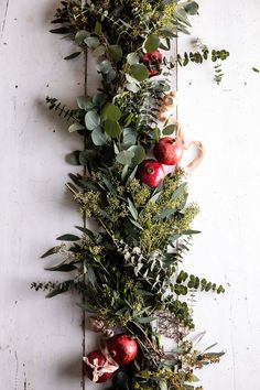 An Easy Christmas Tablescape   halfbakedharvest.com #christmas #tablescape #holiday #dinner