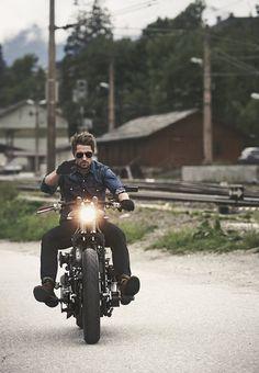 Christoph Köstlin - Marcel Hirscher // 07 // Harley Davidson // sport editorial // sports