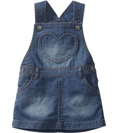 petite robe en jean bébé HEMA 15€ sur hema.fr