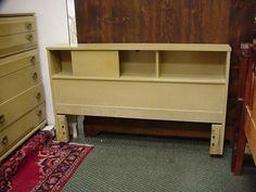 1950's Original Blonde Wood 4 PC Bedroom Furniture Set - PICK UP ONLY-TROY,  MI | Farmhouse | Pinterest | Blonde wood and Furniture sets