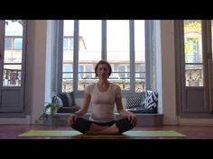 Cours de yoga matinal - YouTube