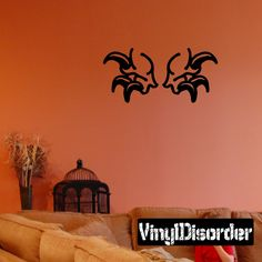 Ripped Wall Decal - Vinyl Decal - Car Decal - CD6050