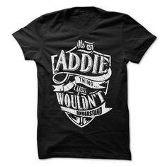 TeeForAddie - Addie Thing - Cool Addie Name Shirt !!! - #gift bags #sister gift. TeeForAddie - Addie Thing - Cool Addie Name Shirt !!!, creative gift,funny hoodie. CHECK PRICE =>...