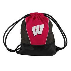 Wisconsin Badgers Backsack - Sprint