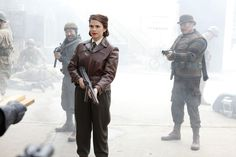"Margaret Elizabeth ""Peggy"" Carter was one of the most prominent agents of the Strategic Scientific Reserve (SSR) during and after World War II. Originally a code-breaker working at Bletchley Park, she joined the Special Operations Executive following her brother's death. She later joined the Strategic Scientific Reserve (SSR), an Allied deep science agency formed to fight against HYDRA, the Nazi super weapons division. On the undercover mission in Germany she saved Professor Abraham…"