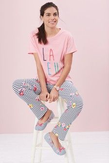47a60f2679c 26 great Ladies pyjamas and cotton nightwear from PJ Pan images ...