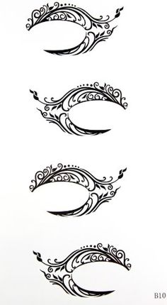 lace masquerade masks templates - Google Search