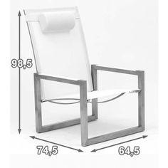 Relax Sessel Ninix Maße