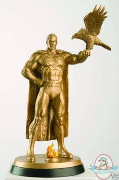 Eaglemoss Gold Superman
