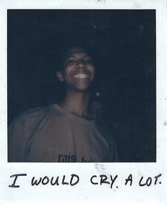 a polaroid art project reveals how jaden smith would spend his last days on earth | read | i-D