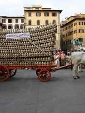 E' festa a Rufina con il Bacco Artigiano Quattro giorni dedicati al vino e alle tradizioni