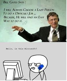 Microsoft ?! LocoPengu - Why so serious?