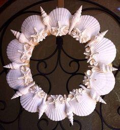 diy shells crafting                                                                                                                                                     More