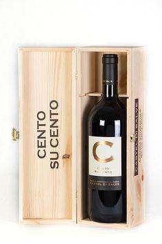 Olio e Sale_ vino_Castel di Salve_Cento su Cento_Primitivo in-purezza 100%_Salento