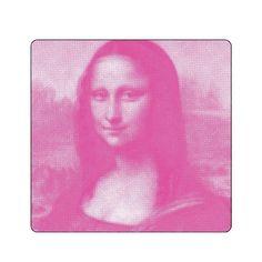 CMYK Mona Lisa Coasters – The Colossal Shop